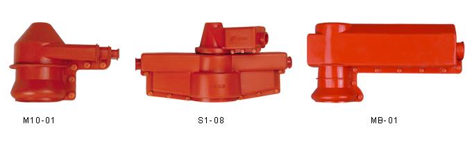 绝缘金具-电力变压器接线柱安全护罩